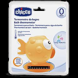 """Термометр для ванной """"Рыбка"""" Chicco, оранжевый"""