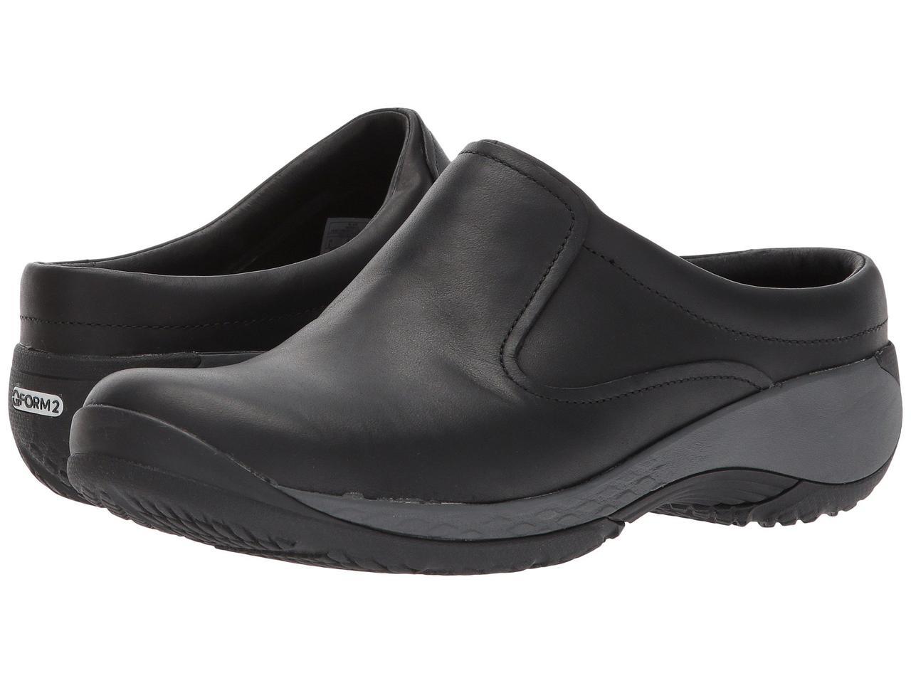 Сабо (Оригинал) Merrell Encore Q2 Slide Leather Black