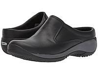 Сабо (Оригинал) Merrell Encore Q2 Slide Leather Black, фото 1