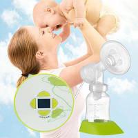 Gland Electronics P-7 Электрический молокоотсос для кормящей матери Зелёный