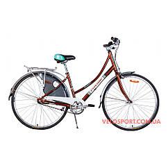Городской велосипед Cyclone Monaco 3 nexus 20 дюймов