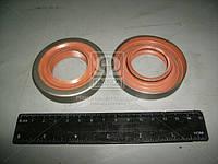Сальник редуктора моста задний ВАЗ 2101 36х68х12 красный (Производство БРТ) 2101-2402052-01Р