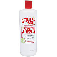 Nature's Miracle Stain and Odor Remover 709 мл - удаление пятен и неприятного запаха ( 680268 /5745 )