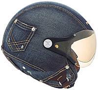 """Шлем Nexx  X60 Denim Jeans Blue  """"L"""", арт. 01X6000015, фото 1"""