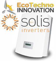 Инвертор сетевой трехфазный Solis-30K, 30 кВт