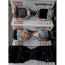 """Гироскутер (гироборд) Viper Cartoon 6.5"""" дюймов"""