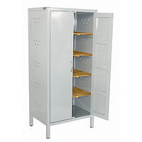 Шкаф металлический для хлеба ШХД-4 Эталон (304) 600 Эфес 800