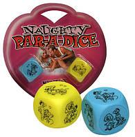 Игральные кубики NAUGHTY PАR-A-DICE