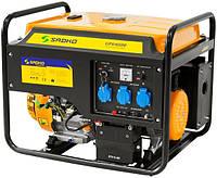 Генератор бензиновый SADKO GPS 6500Е - электростанция Садко 5.5 кВт, фото 1