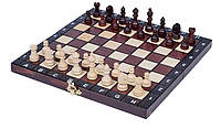 Туристические шахматы «Турнирные » 27см, фото 1