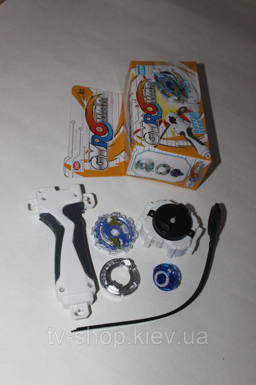 Игра Бэйблэйд Beyblade волчок бейблейд в коробке + ручка автомат