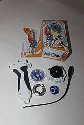 Гра Бэйблэйд Beyblade вовчок бейблейд в коробці + ручка автомат