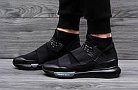 Кроссовки мужские Fashion Mato (черные), ТОП-реплика