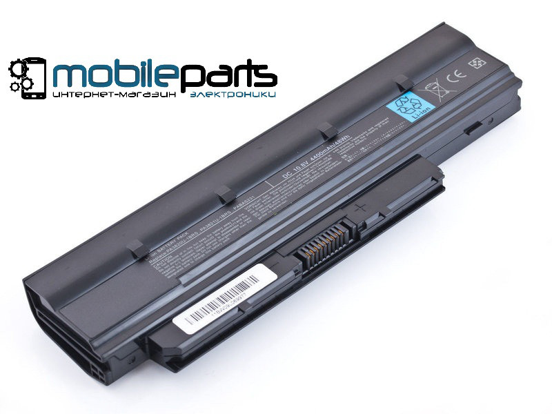Оригинальный аккумулятор, батарея АКБ для ноутбуков Toshiba PA3820U-1BRS T210 T215 T230 T235 NB500 NB505 NB550