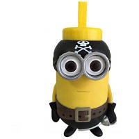 220мл двойных глаз Пчела-делать чашки вакуума для домашнего офиса школы Открытый 37240