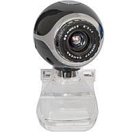 Веб камера Defender C-090 Black/Gray, 0.3 Mpx, 640x480, USB 2.0, встроенный микрофон