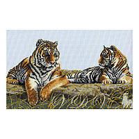 Набор нитки ДМС ВК185 Тигри
