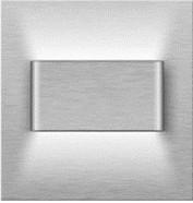 Подсветка LED декоративная MAGO2, сталь, тёплый белый