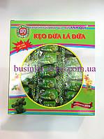Кокосовые фруктовые натуральные конфеты 500г из Листьев желе (Вьетнам), фото 1