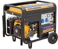 Генератор бензиновый SADKO GPS 8000Е - электростанция Садко 6.5 кВт