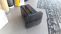 Резиновая заглушка для отверстия под фаркоп, фото 1
