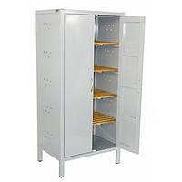 Шкаф металлический для хлеба ШХД-4 Эталон (304) 700 Эфес 1000