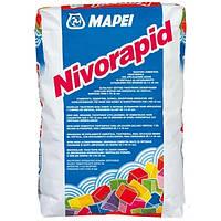 Сверхбыстросхватывающийся тиксотропный цементный состав Nivorapid Mapei   Ниворапид Мапеи