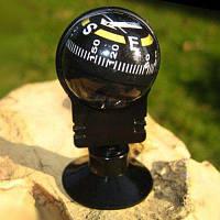 AOTU AT7623 автомобильный компас для навигации в форме шара Чёрный