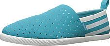 Кроссовки/Кеды (Оригинал) Native Shoes Venice Iris Blue/Shell White/Shell Stripe, фото 2
