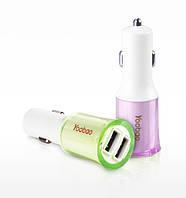 Автомобильное зарядное устройство (АЗУ) - Yoobao YB-204 USB Car Charger (2,1 A)