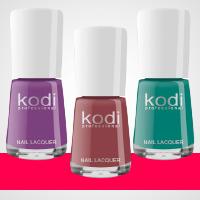 Лаки для ногтей Kodi