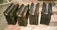 Кулачки обратные к патронам  от 125 по 1000, производство Польша, Гродно, Псков СССР, Китай