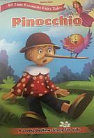 Pinocchio. Книга для читання англійською мовою.