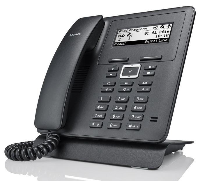 IP телефон Gigaset Pro Maxwell Basic