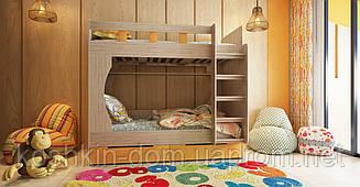 Дитяча двох'ярусна ліжко Марлі