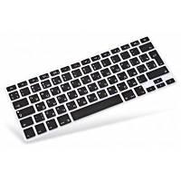 Защитная пленка на клавиатуру для MacBook Air Pro 13 / 15 дюйма Чёрный
