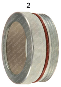 Защитная крышка к плазмотрону Kjellberg® PB-S80® (t-10997)