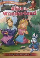 Alice in Wonderland. Книга для читання англійською мовою.