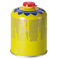 Баллон вложение картридж газовый для плиты горелки на газ - резьба 7/16 450г