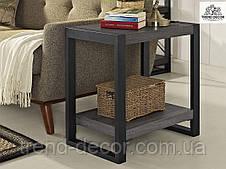 Бічний придиванный стіл Bravo LB110