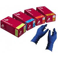 Перчатки латексные медицинские нестерильные Ambulance PF размер M