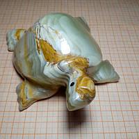 Черепаха из оникса, 15*10см