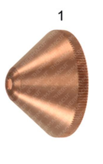 Экран 4,0 мм к плазмотрону Kjellberg® PB-S80® (t-10221) (завихрительный колпак)