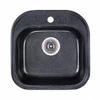 Fosto Кухонная мойка 48x49 SGA-420 (черный), фото 1