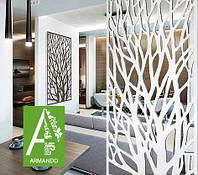 Перегородка интерьерная  Армандо декоративная резная МДФ