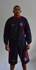 Костюм спортивний Liande тренувальний з шортами