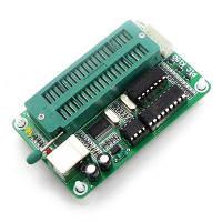 K150 PIC Программер с автоматическим программированием USB для разработки микроконтроллера Цветной