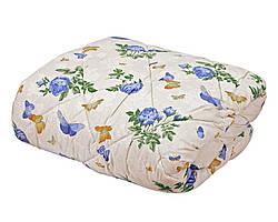 Одеяло LariMax  Хлопок 3125-2 Молочный,синий