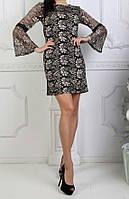 Платье гипюровое женское, фото 1