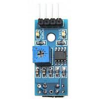 TCRT5000 модуль с инфракрасным датчиком обнаружения препятствий Синий